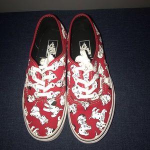 101 Dalmatians Disney Vans